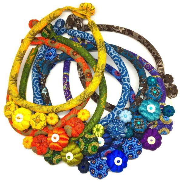 Shweshwe jewellery