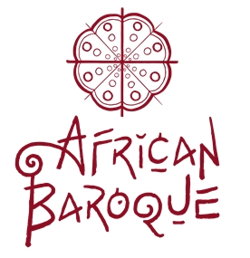 African Baroque Textile Jewelry