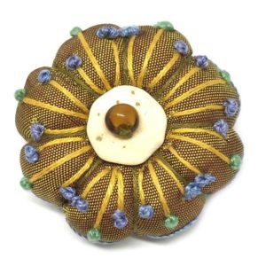 Textile jewellery