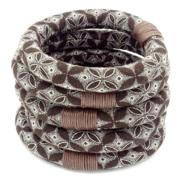 shweshwe bracelet